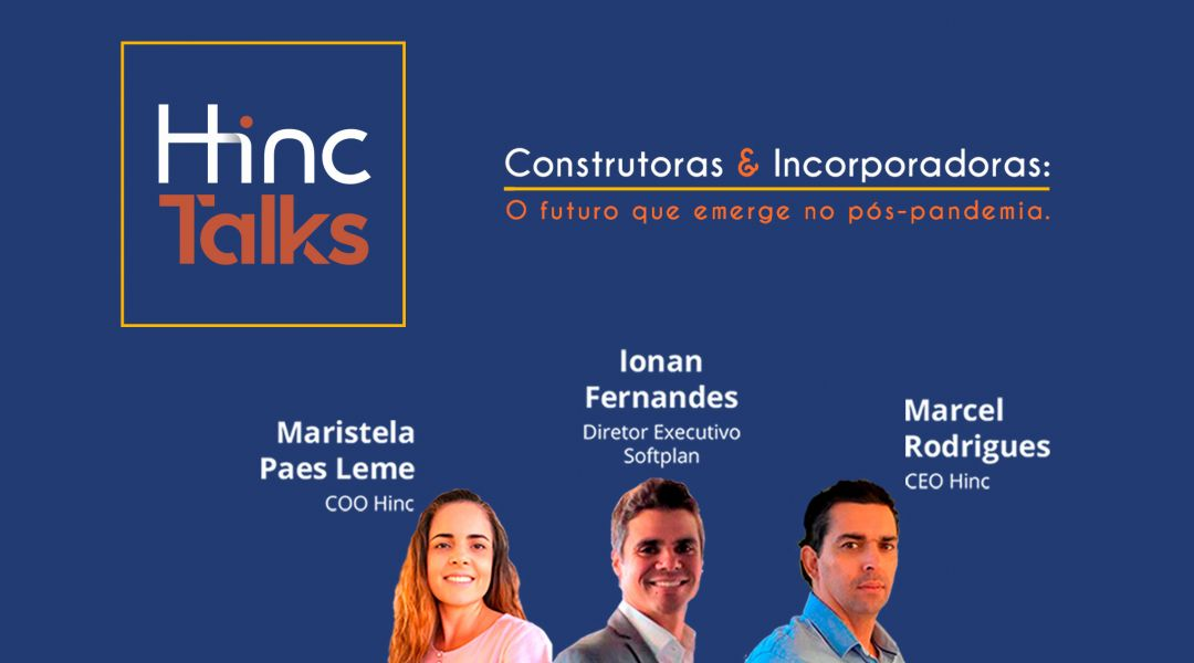 Hinc Talks – Conversa entre Ionan, Marcel e Maristela