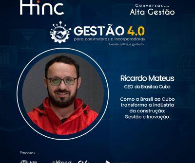 Gestão 4.0 – Conversas com Alta Gestão – com Ricardo Mateus